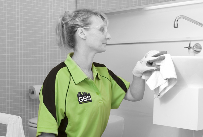 High quality professional commercial cleaning