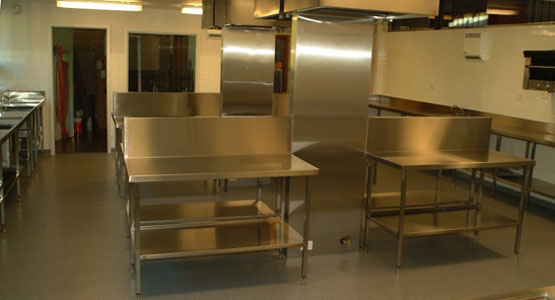 GBS Commercial Cleaning KITCHEN after